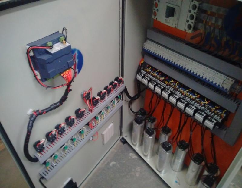 Banco Capacitor Rede de Distribuição Belo Horizonte - Banco Capacitor Weg
