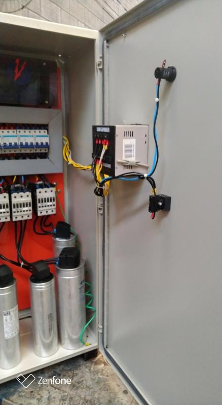 Banco Capacitor Residencial Preços Consolação - Banco Capacitor Trifasico