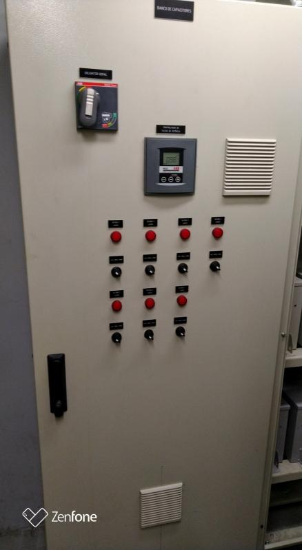 Bancos Capacitores Alta Tensão Aclimação - Banco Capacitor