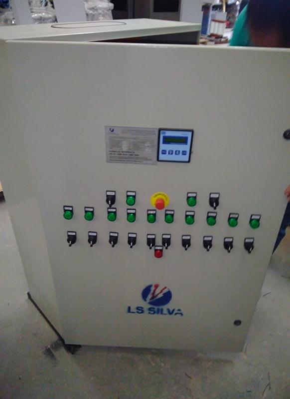 Bancos Capacitores Monofásicos CORONEL FABRICIANO - Banco Capacitor Automático