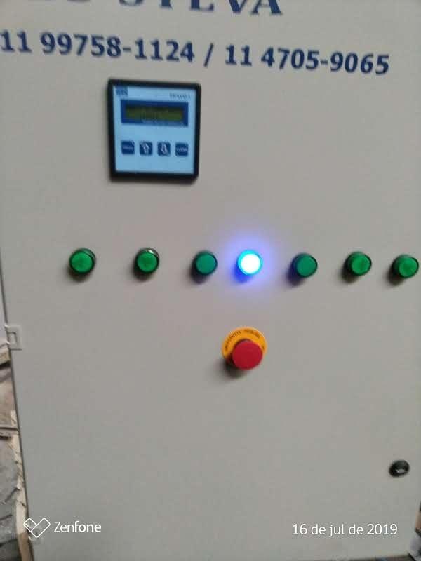 Bancos Capacitores Weg São Sebastião - Banco Capacitor Automático