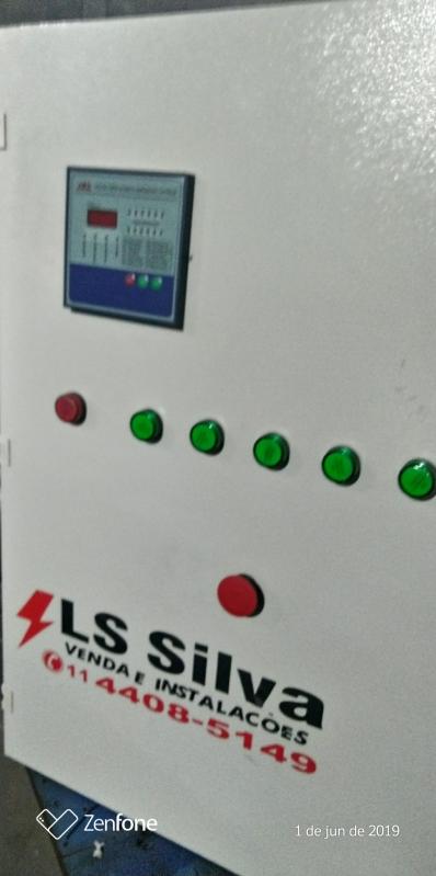 Bancos de Capacitores Residenciais São Sebastião - Banco Capacitor Automático