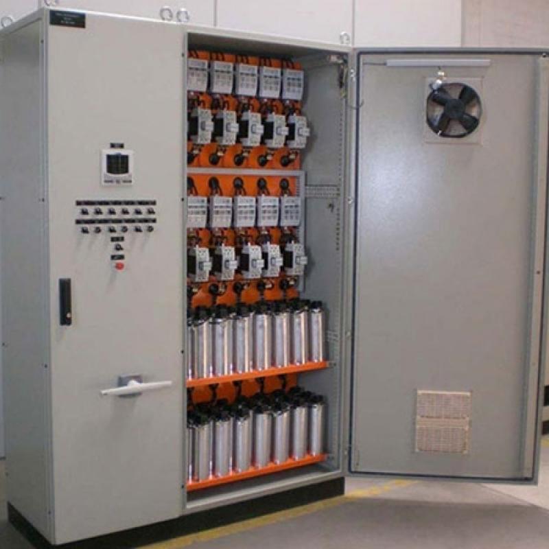 Cabine Primária com Transformador Mogi das Cruzes - Banco de Capacitor Fixo para Transformador