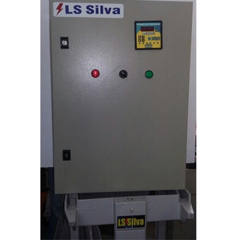 Cabine Primária de Energia Santa Luzia - Banco de Capacitor Fixo para Transformador