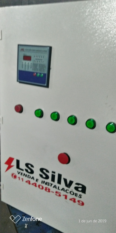Fábrica de Banco Capacitor Alta Tensão Higienópolis - Banco Capacitor Monofásico
