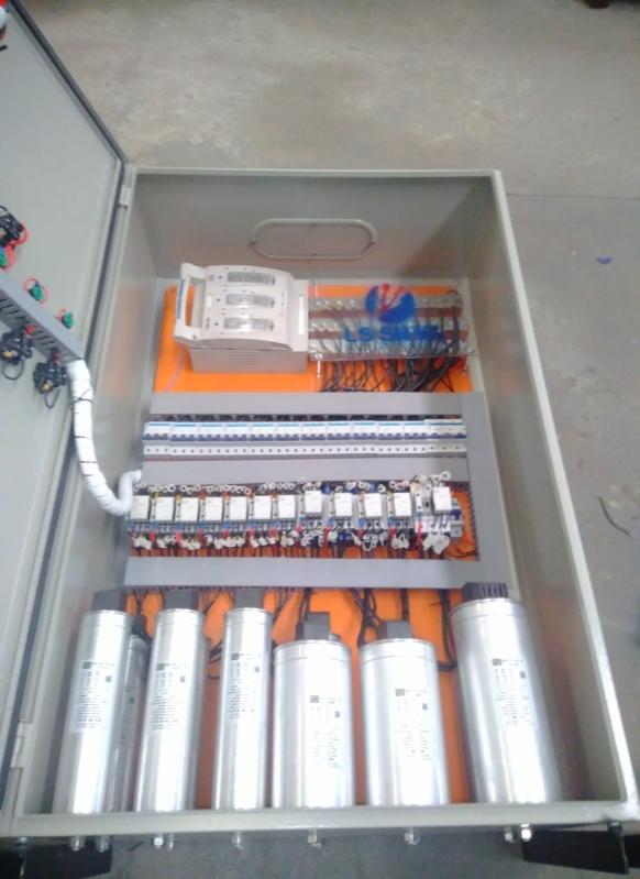 Fábrica de Banco Capacitor Rede de Distribuição CORONEL FABRICIANO - Banco Capacitor Weg