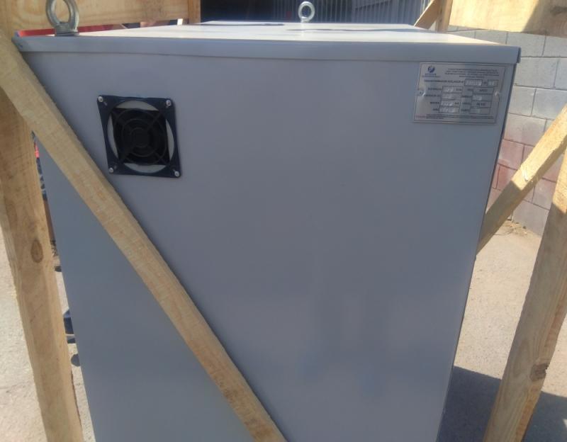 Isolador Energia Fotovoltaico