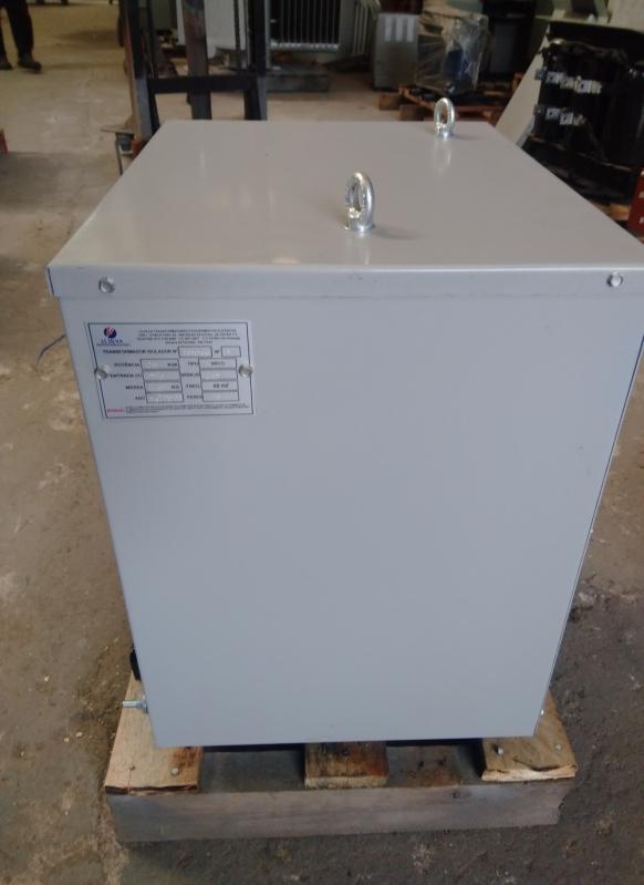 Isolador Transformador de Energia Fotovoltaico 1000 Kva Valor Uberaba - Isolador Energia Fotovoltaico