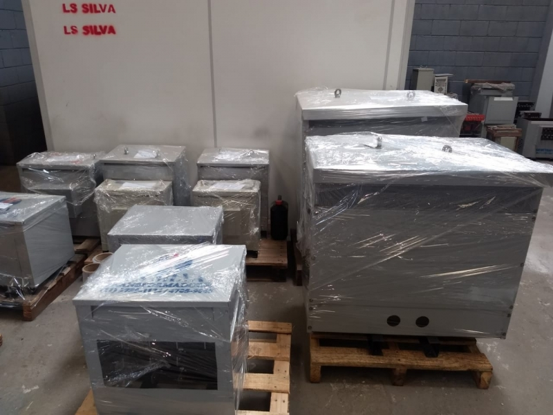 Isoladores Transformadores de Energia Fotovoltaico 5Kva Ilhabela - Isolador Energia Fotovoltaico