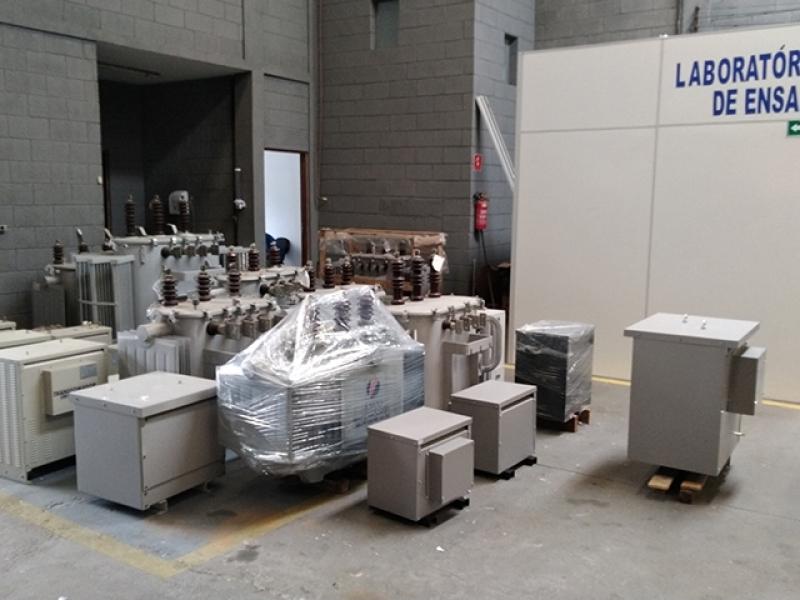 Manutenção Corretiva em Transformador de Potência Mongaguá - Manutenção Corretiva de Transformador Industrial