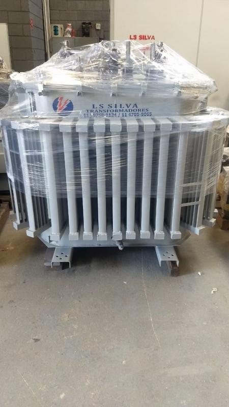Preço de Transformador com óleo 300 Kva Itabirito - Transformador Trifásico a óleo