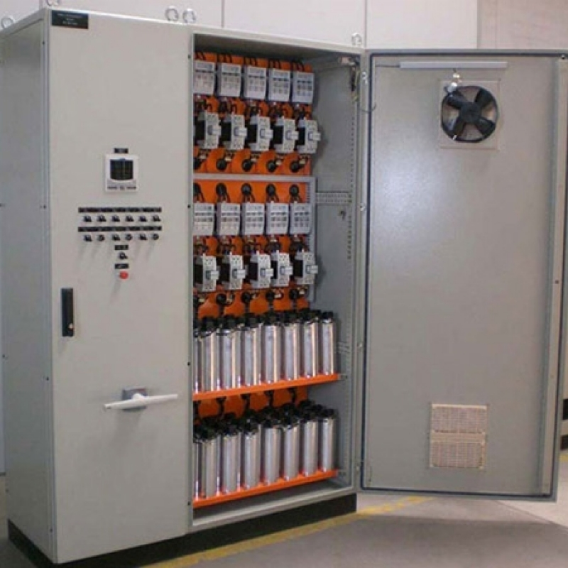 Quanto Custa Banco de Capacitor 300 Kvar Cajamar - Banco de Capacitor Fixo para Transformador