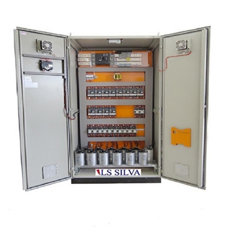 Quanto Custa Banco de Capacitor de 60 Kvar Parque Dom Pedro - Banco de Capacitor Fixo
