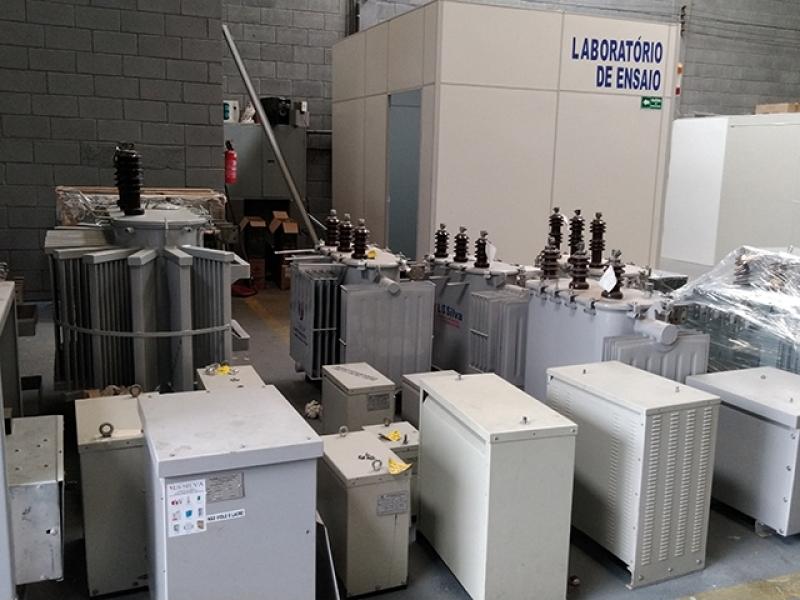 Serviço de Manutenção Corretiva em Transformador de Potência Rio Grande da Serra - Manutenção Corretiva de Transformador Industrial