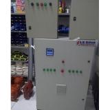 banco de capacitor bifásico