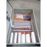 banco capacitor rede de distribuição