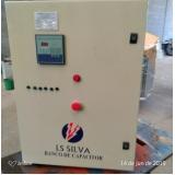 banco de capacitor trifásico