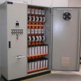 cabine primária com transformador Sé