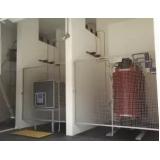 cabine primária de média tensão Santa Luzia
