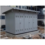 cabine primária industrial