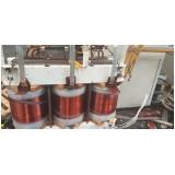 empresa de manutenção em transformador a óleo Taboão da Serra