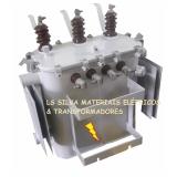fabricante de transformador a óleo 150 kva Cajamar