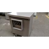 fabricante de transformador a seco de baixa tensão Ubatuba