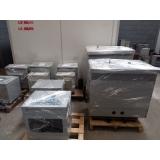 isoladores transformadores de energia fotovoltaico 5Kva Ilhabela