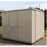 limpeza de cabine primária de energia Uberaba