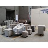manutenção corretiva de transformador industrial Araguari
