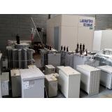 Manutenção Corretiva de Transformador Industrial
