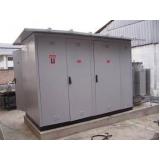 manutenção de cabine primária de energia elétrica Cubatão