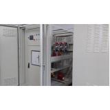 manutenção de cabine primária de energia Parque Dom Pedro
