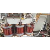 manutenção em transformador de distribuição Caieiras