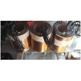 manutenção em transformador a óleo