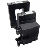 manutenção em transformador de corrente