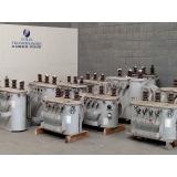 Manutenção em Transformador de Distribuição