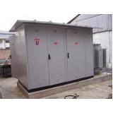 manutenção preventiva em cabine primária 750 kva