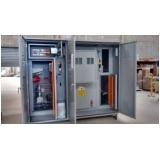 manutenção preventiva em cabine primária blindada
