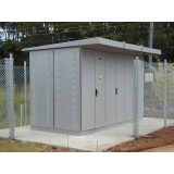 manutenção preventiva em cabine primária de energia elétrica