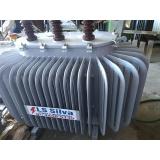 transformador a óleo 150 kva Araguari