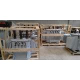 transformador a óleo para energia preço Itabirito
