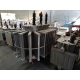 transformador a óleo para indústria Arujá