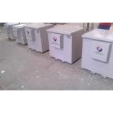 transformador isolador para energia fotovoltaica Caieiras
