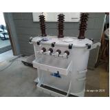 transformador trifásico a óleo Alphaville
