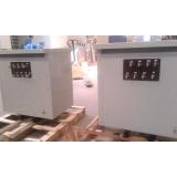venda de transformador isolador para energia solar Roosevelt (CBTU)