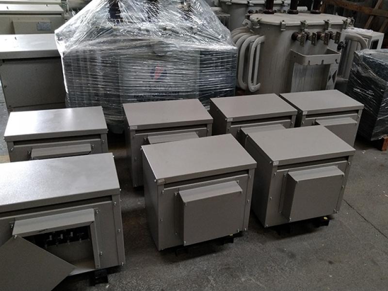 Manutenção Corretiva para Transformador