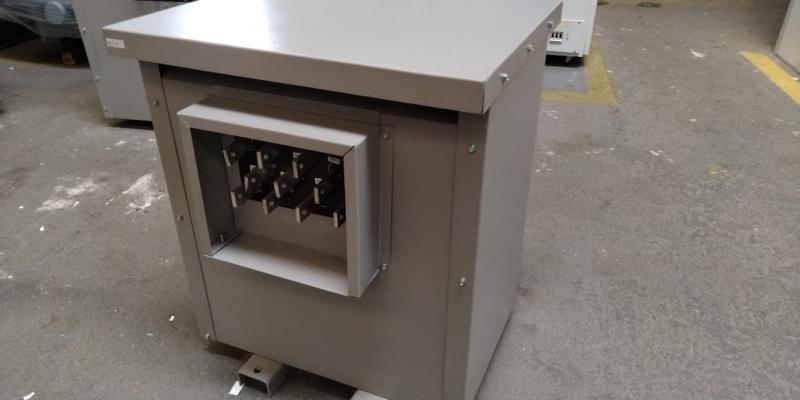 Venda de Transformador Isolador com Blindagem Eletrostática Centro de São Paulo - Transformador Isolador Bifásico