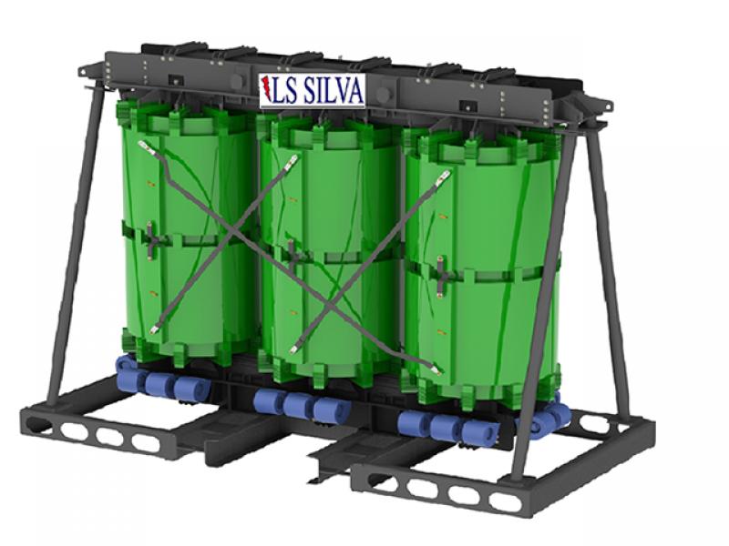 Venda de Transformador Isolador Trifásico a Seco Mairiporã - Transformador Isolador 10kva